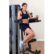 Профессиональный тренажер Body Solid Боди Солид GKR9 Опция брусья фото