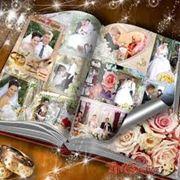 Оформление свадебного фотоальбома фото