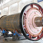 Шаровая мельница Ф4000×5000 фото