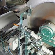 Оборудование для производства туалетной бумаги. (Одноцилиндровая бумагоделательная машина плоскосеточного типа) фото