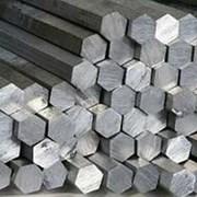 Шестигранник стальной 6,5 мм 30ХМА ГОСТ 8560-78 фото