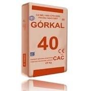 Высокоглиноземистый огнеупорный цемент Gorkal 40 фото