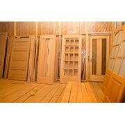 Изготовление дверей из массива в Молдове фото