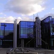 Фасадные системы. фото
