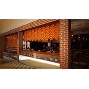Дизайн интерьеров. Дизайн ресторанов. фото