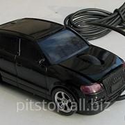Мышка компьютерная проводная Audi Q5 черная 987BK-W фото