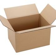 Гофроящики, коробки из пятислойного гофрокартона фото