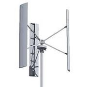 """Вертикально-осевой ветрогенератор 1 кВт """"Falcon Euro"""" фото"""