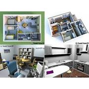 3D - проектирование интерьеров фото