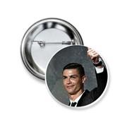 Значок Криштиану Роналду, Cristiano Ronaldo №1 фото