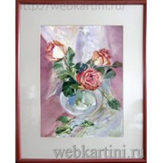Картина Розы Glamour фото