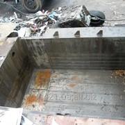Пресс гидравлический пакетировщик металлолома Vanshiba 250 фото