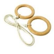 Гимнастические кольца детские фото
