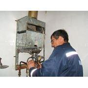 Монтаж внутридомовых газопроводов фото