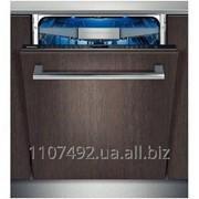 Посудомоечная машина встраиваемая Siemens SN678X02TE фото