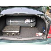 Установка газобалонного оборудования на автомобиль фото
