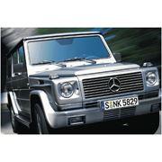 Автомобиль джип Mercedes-Benz класса G фото