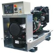 Дизельный генератор Lister Petter LWA 20 /LLD 190 фото