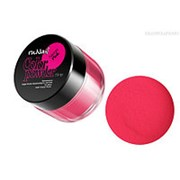 RuNail, Цветная акриловая пудра (флуоресцентная, розовая, Neon Pink), 7,5 гр фото