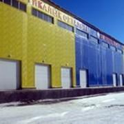 Ворота промышленные DoorHan фото