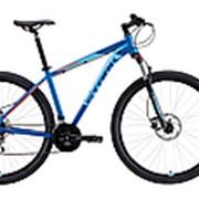 Велосипед Stark Router HD (Синий+голубой+оранжевый, 20) фото