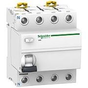 Устройство защитного отключения 4-пол. 40А 300мА тип АС iID K Acti9 Schneider Electric фото