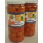 Маринованные помидоры Черри ТМ «Той дәмі»720мл., Томаты маринованные фото