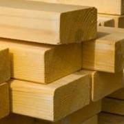 Брус, деревянный брус, строительный брус фото