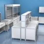 Производство мебели лабораторной и медицинской мебели фото