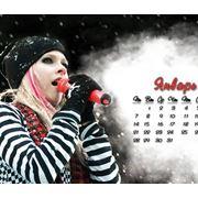 Календарики фотография