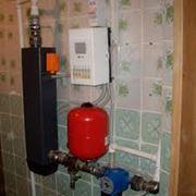 Водяное отопление фото