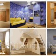 Изготовление мебели для детской комнаты под заказ фото