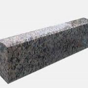 Камень бортовой(бордюр)