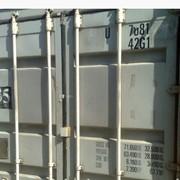 Аренда контейнера в Алматы фото