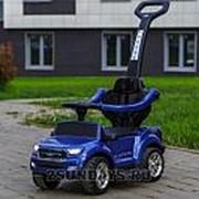 Толокар-электромобиль Ford Ranger DK-P01P синий глянец фото
