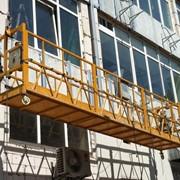Строительные люльки аренда Киев фото