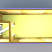 Блок контейнер строительный, БК-01 стандарт фото