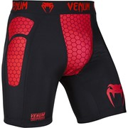 "Шорты Venum ""Absolute"" Compression Shorts BK/RD фото"
