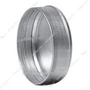 Заглушка Оцинковка d 115 (толщина металла 0, 45 мм.) №249415 фото