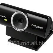Вебкамера Сreative Live!Cam Sync HD (3,7Mpx, 1280x720, USB2.0, микр.) фото