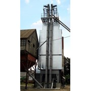 Зерносушилки шахтные ЗШ фото