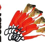 Набор стяжных ремней 300кг Beast фото