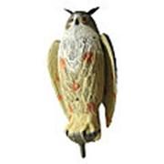 Чучело филина с крыльями большое (6 шт./уп.) фото