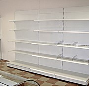 Сборка и установка складского и торгового оборудования фото