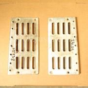 Подножка левая - металлическая накладка нижняя AZ1642240032 HOWO (Китай) фото