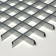 Потолки решетчатые грильято, Грильято фото