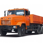 Бортовой автомобиль КрАЗ-65053 фото