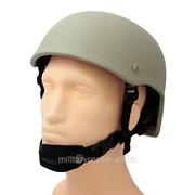 Шлем пластиковый Mich 2002 OD образца 2002 года KCH-MICH2007-OD фото