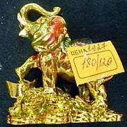 Сувенир Слон 2927 8х9 см. фото