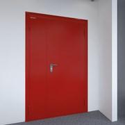 Дверь техническая или противопожарная фото